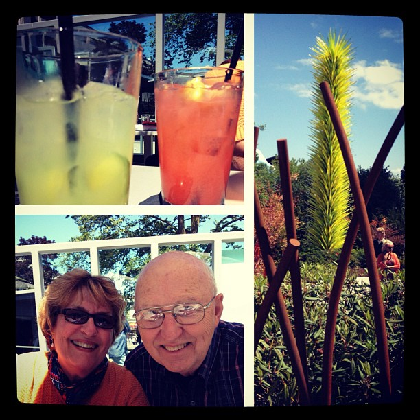 This is a fun little montage of my parents during a visit to Seattle last year.